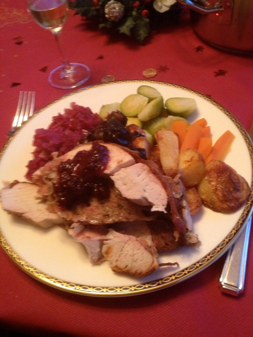 Christmas Dinner, Turkey Dinner